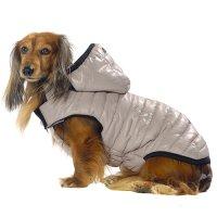 Manteau pour chien Arrow beige