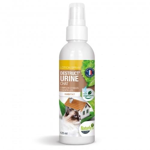 Accessoires chat - Lotion Spray Destruc'Urine Chat pour chats