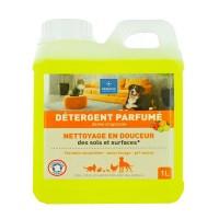 Nettoyant surfaces  - Détergent Parfumé 1L Demavic