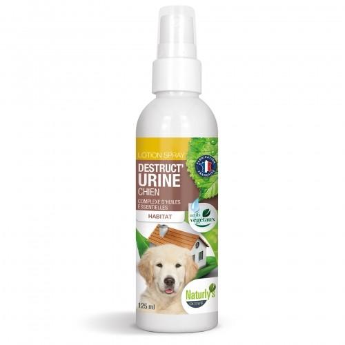 Accessoires chien - Spray Destruc'Urine Chien pour chiens