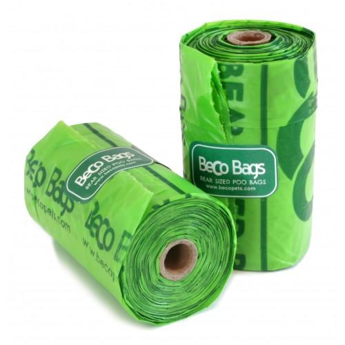 Accessoires chien - Recharges ramasse-crottes Beco Poop pour chiens