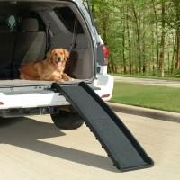 Accessoire de voiture pour chien - Rampe pliable Ultra light 2 parties Petsafe