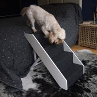 Escalier pour chien - Escalier ajustable Pet Steps Rosewood