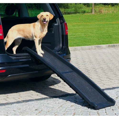 rampe pliable petwalk accessoires de voiture pour chien trixie wanimo. Black Bedroom Furniture Sets. Home Design Ideas