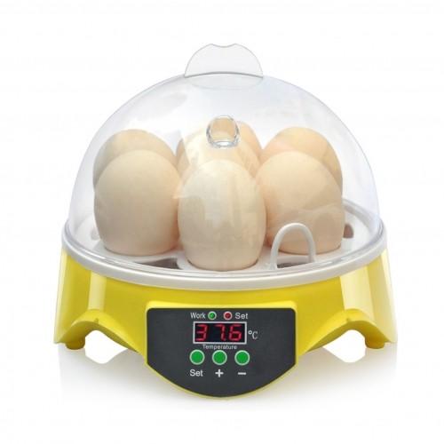 Accessoires et couveuses - Couveuse manuelle 7 œufs pour poules