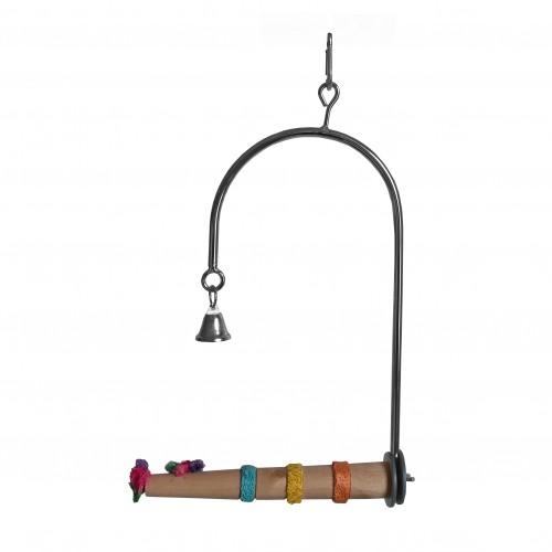 Accessoires pour cages - Perchoir Swing Play pour oiseaux