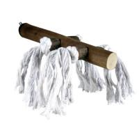 Perchoir pour oiseau - Perchoir Natural Living avec corde Trixie