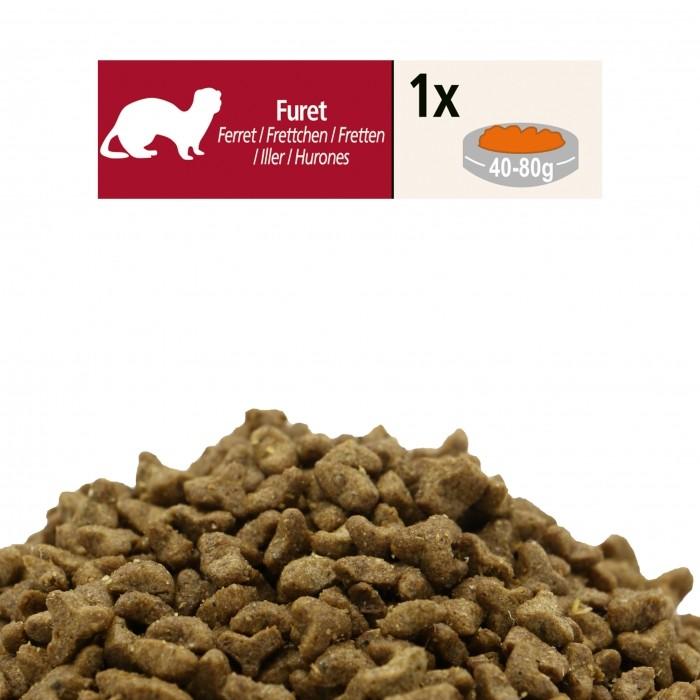 Aliment pour furet - Pellets Furet pour furets