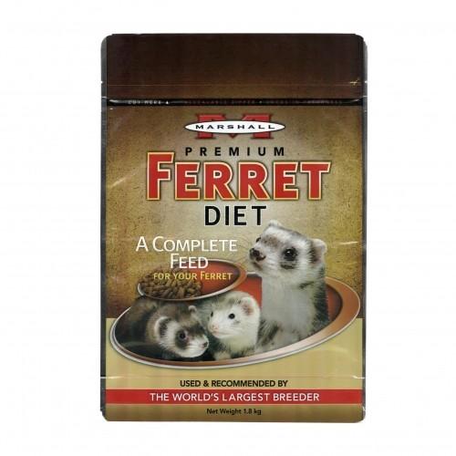 Aliment pour furet - Premium Ferret Diet pour furets