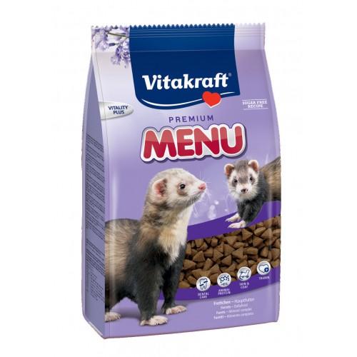 Aliment pour furet - Premium Menu pour furets
