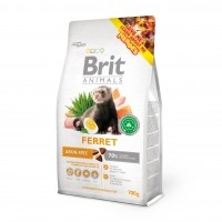 Croquettes pour furet - Ferret Brit Animals