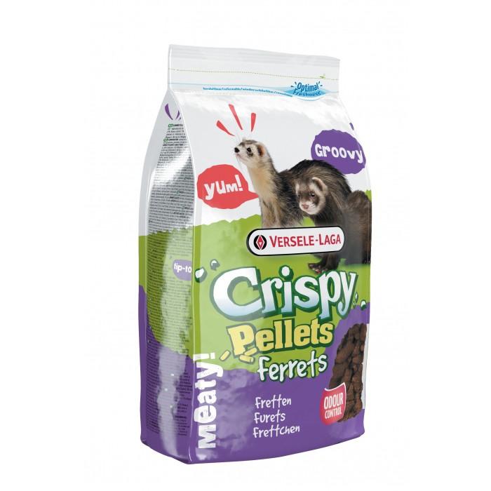 Aliment pour furet - Ferret Crispy Pellets pour furets