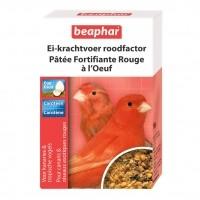 Pâtée pour oiseau - Pâtée fortifiante rouge à l'oeuf Beaphar