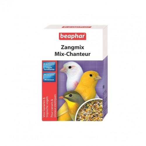 Aliment pour oiseau - Zangmix Mix-Chanteur, pâtée fortifiante pour oiseaux