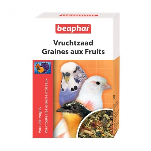 Aliment pour oiseau - Graines aux Fruits pour oiseaux