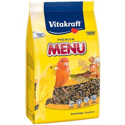 Aliment pour oiseau - Menu Vital Premium Canaris pour oiseaux