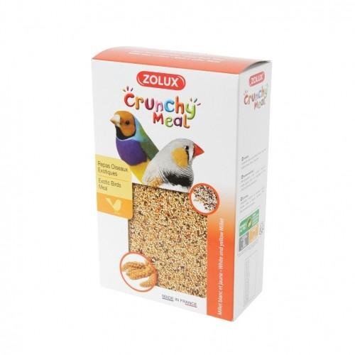 Aliment pour oiseau - Crunchy Meal Oiseaux Exotiques pour oiseaux