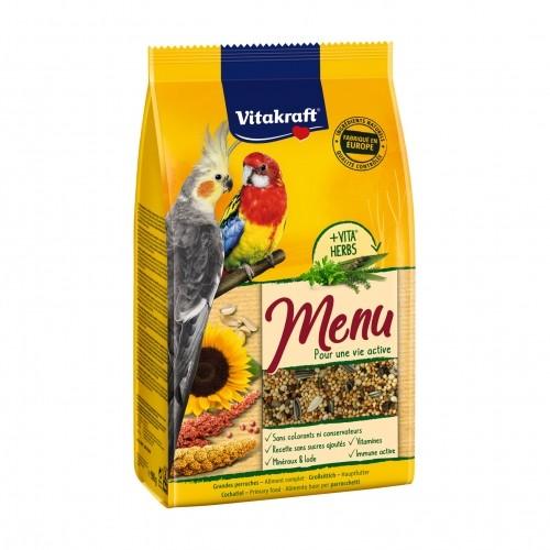 Aliment pour oiseau - Menu Premium grande perruche pour oiseaux