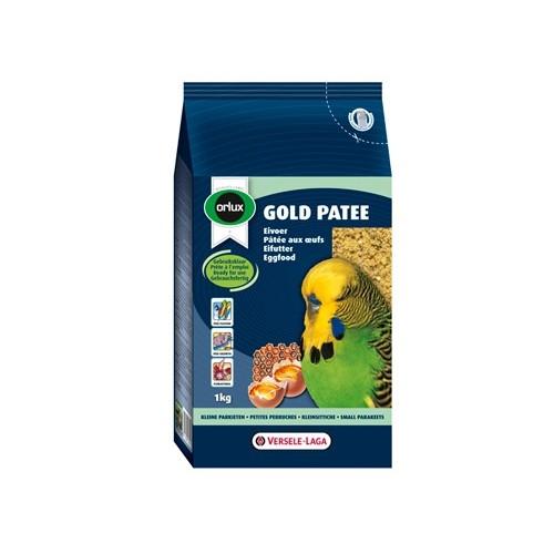 Aliment pour oiseau - Orlux Gold Pâtée perruches pour oiseaux
