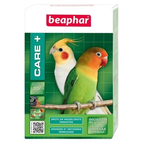 Aliment pour oiseau - Care + grandes et moyennes perruches pour oiseaux