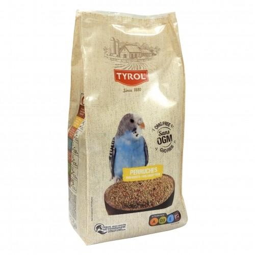 Aliment pour oiseau - 1880 Menu perruches pour oiseaux