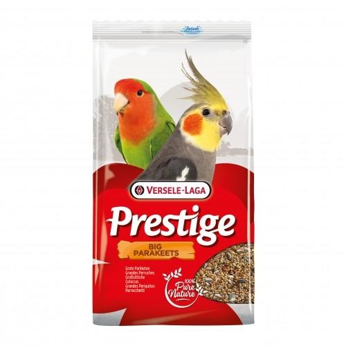 Bien-être au naturel - Prestige Grandes Perruches  pour oiseaux
