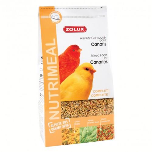 Aliment pour oiseau - Nutrimeal pour canaris pour oiseaux