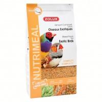 Mélange de graines pour oiseaux exotiques - Nutrimeal pour oiseaux exotiques Zolux