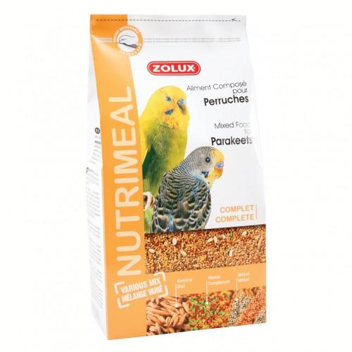 Aliment pour oiseau - Nutrimeal pour perruches pour oiseaux
