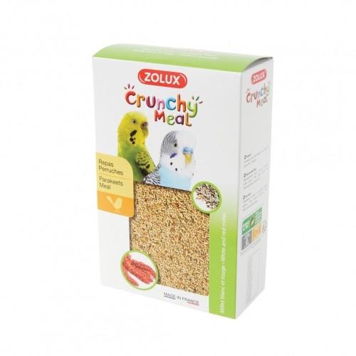 Aliment pour oiseau - Crunchy Meal Perruches  pour oiseaux