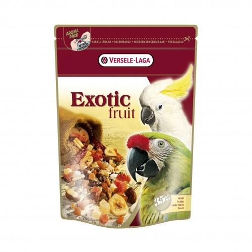 Bien-être au naturel - Exotic Fruit Perroquets pour oiseaux