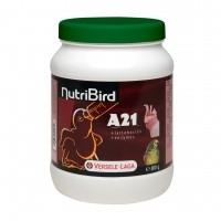 Pâtée pour perruches - Nutribird A21 Oisillons  Versele Laga
