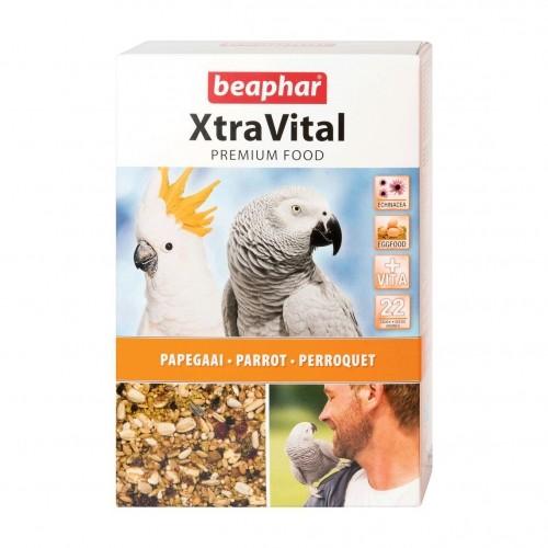 Aliment pour oiseau - XtraVital Grande Perruche pour oiseaux