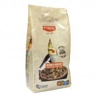 Mélange de graines pour grandes perruches - Pic'Or Expert Grandes Perruches Tyrol