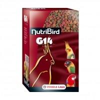 Granulés pour grandes perruches - NutriBird G14 Tropical Grandes Perruches Versele Laga