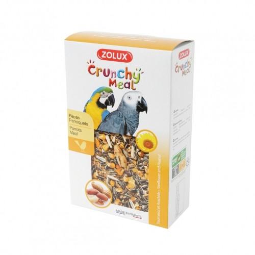 Aliment pour oiseau - Crunchy Meal Perroquets pour oiseaux