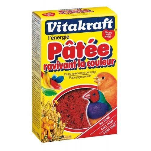 Pâtée pour tous oiseaux - Pâtée ravivant la couleur Vitakraft
