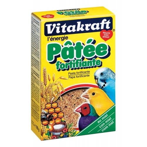 Aliment pour oiseau - Pâtée fortifiante pour oiseaux