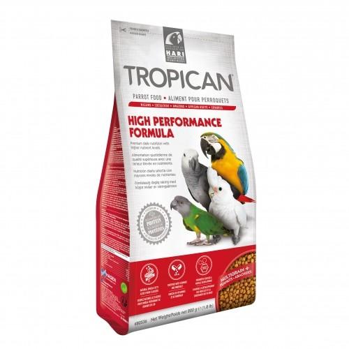 Aliment pour oiseau - Tropican High Performance pour oiseaux