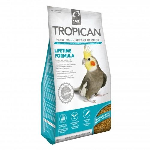 Aliment pour oiseau - Tropican Lifetime pour oiseaux