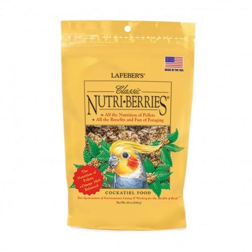 Aliment pour oiseau - Classic Nutri-Berries Calopsitte pour oiseaux
