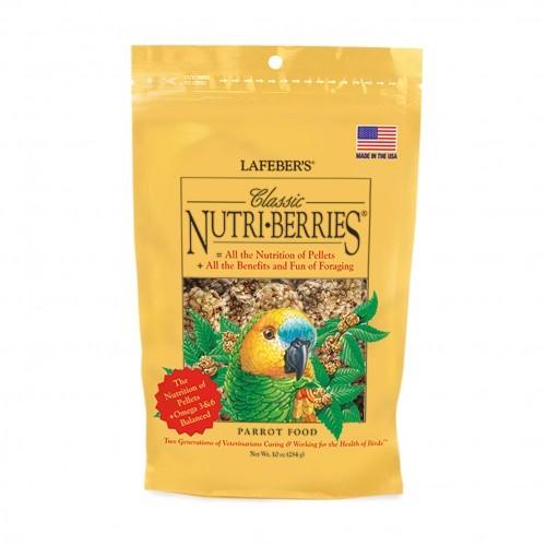 Aliment pour oiseau - Classic Nutri-Berries Perroquet pour oiseaux