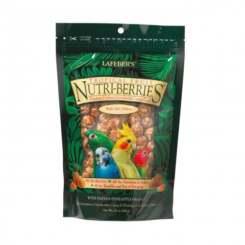 Aliment pour oiseau - Tropical Fruit Nutri-Berries Perruche pour oiseaux