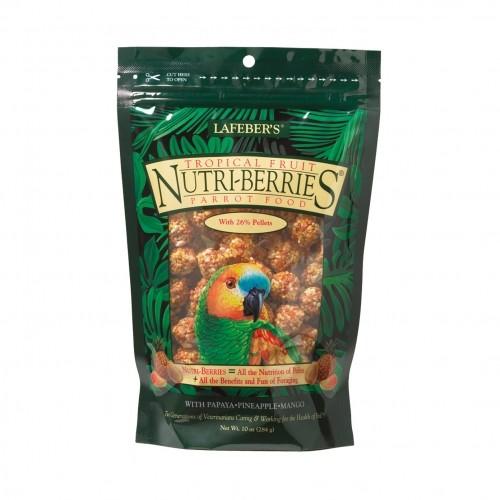 Aliment pour oiseau - Tropical Fruit Nutri-Berries Perroquet pour oiseaux