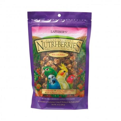 Aliment pour oiseau - Sunny Orchard Nutri-Berries Perruche pour oiseaux