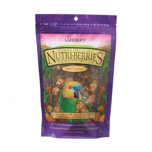 Aliment pour oiseau - Sunny Orchard Nutri-Berries Perroquet pour oiseaux