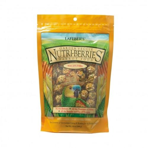 Aliment pour oiseau - Garden Veggie Nutri-Berries Perroquet pour oiseaux