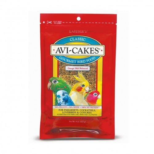 Aliment pour oiseau - Avi-Cakes Perruches pour oiseaux