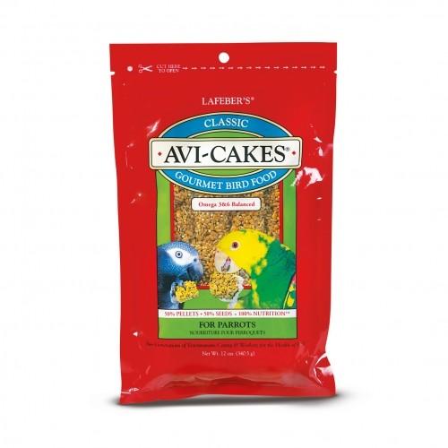 Aliment pour oiseau - Avi-Cakes Perroquet pour oiseaux