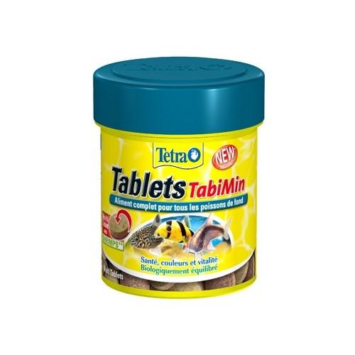 Aliment pour poisson - Tablets TabiMin pour poissons